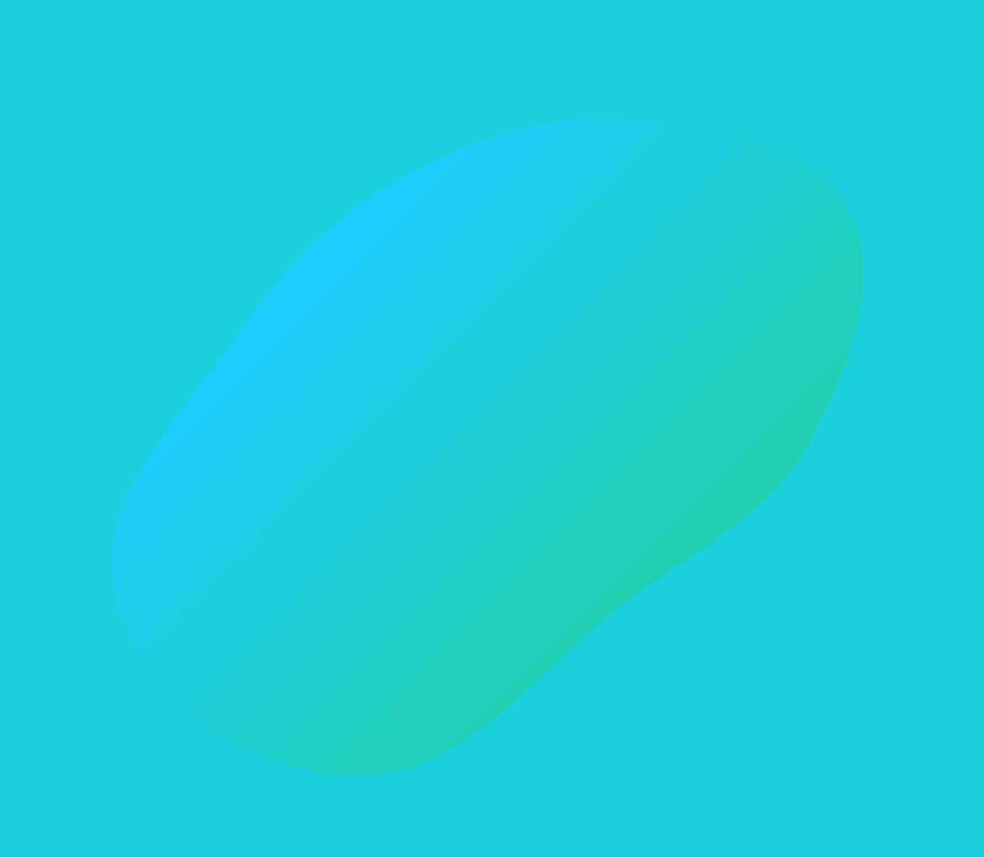 Startseite blauer Bubble