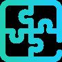 Umfassender Service Icon