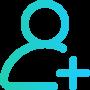 Konto erstellen Icon