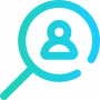 Skill-basiertes Matching Icon