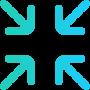 Effizienter Workflow Icon